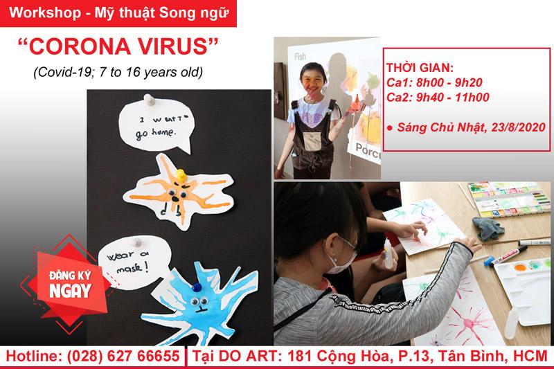 ve-hinh-dang-corona-virus-workshop-doart-2