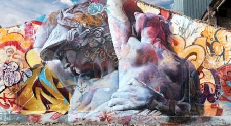 Tranh sơn tường - Graffiti: Nghệ thuật hay phi nghệ thuật?