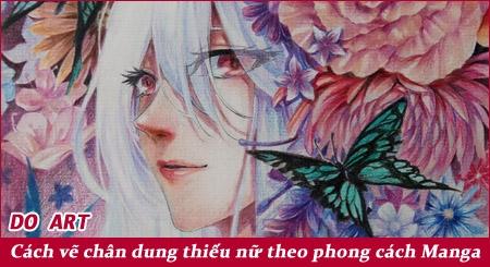 cach-ve-chan-dung-thieu-nu-phong-cach-manga-doart