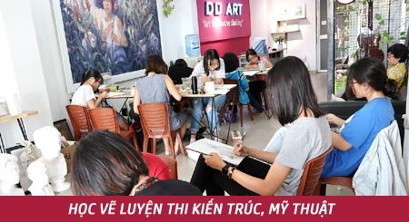 hoc-ve-luyen-thi-kien-truc-my-thuat-doart