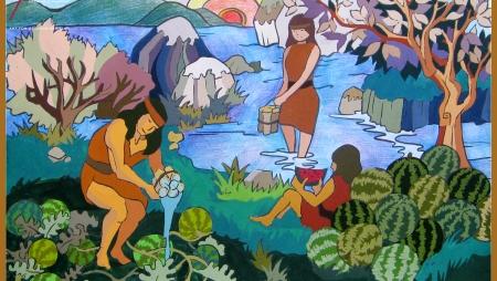 Hội Họa Cho Bé - Phần Chuyên Sâu (Minh họa: Truyện cổ tích
