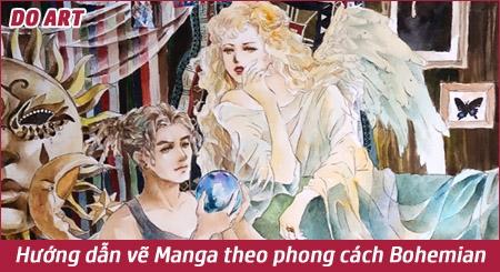 huong-dan-ve-manga-phong-cach-boho-doart