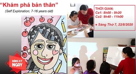 kham-pha-ban-than-self- exploration-workshop-doart
