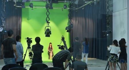 Đại học Mỹ thuật TPHCM ra mắt phim trường mới