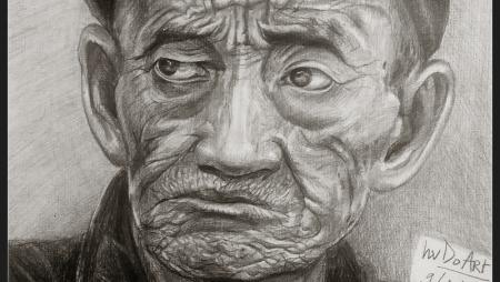 Tác Phẩm Chân Dung - Học Viên DO ART