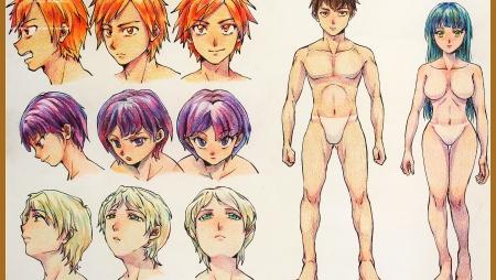Truyện Tranh Manga: Phần Căn Bản